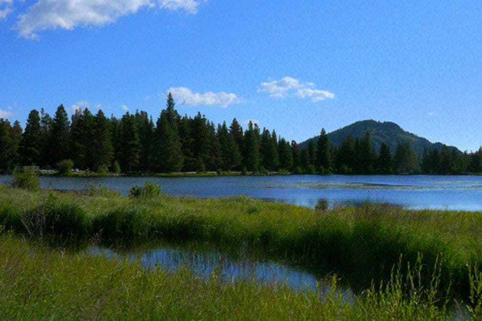 落基山国家公园