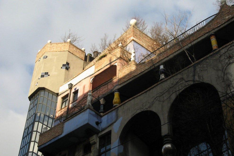 Hundertwasserhaus Достопремечательности Вены Достопремечательности Вены p hundertwasserhaus hundertwasserhaus 54 990x660 201404181928