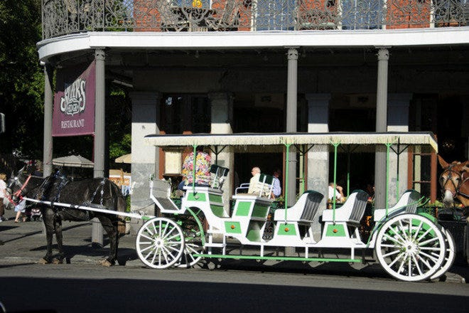 Romantic Things to Do in New Orleans