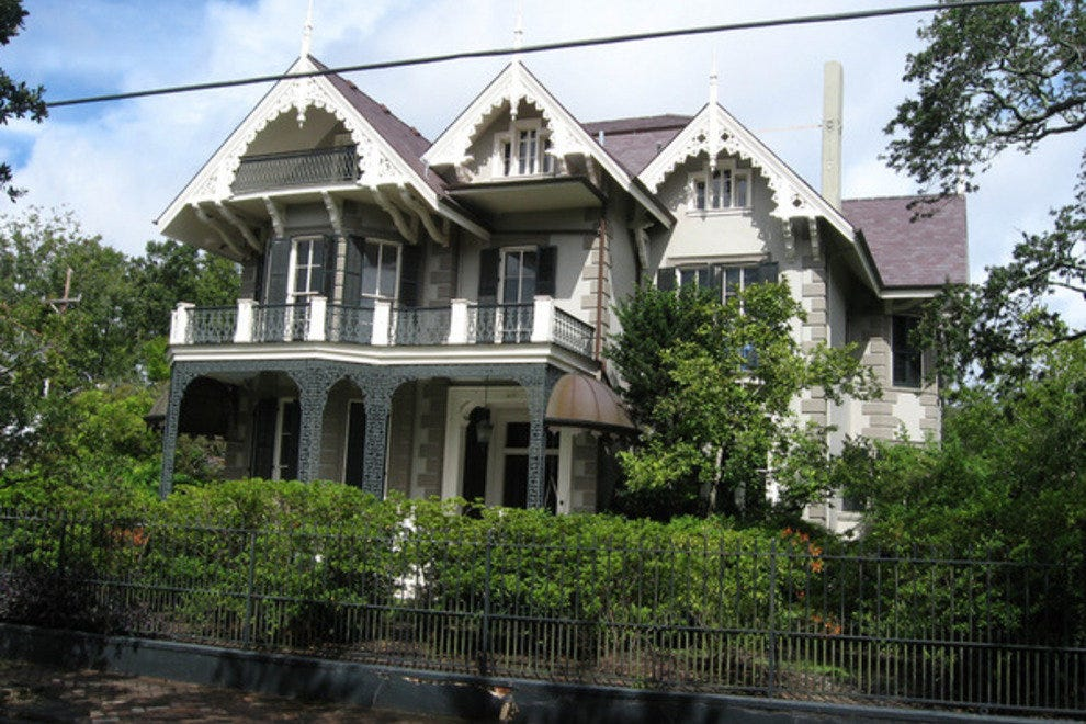 Garden District New Orleans Attractions Review 10Best Experts