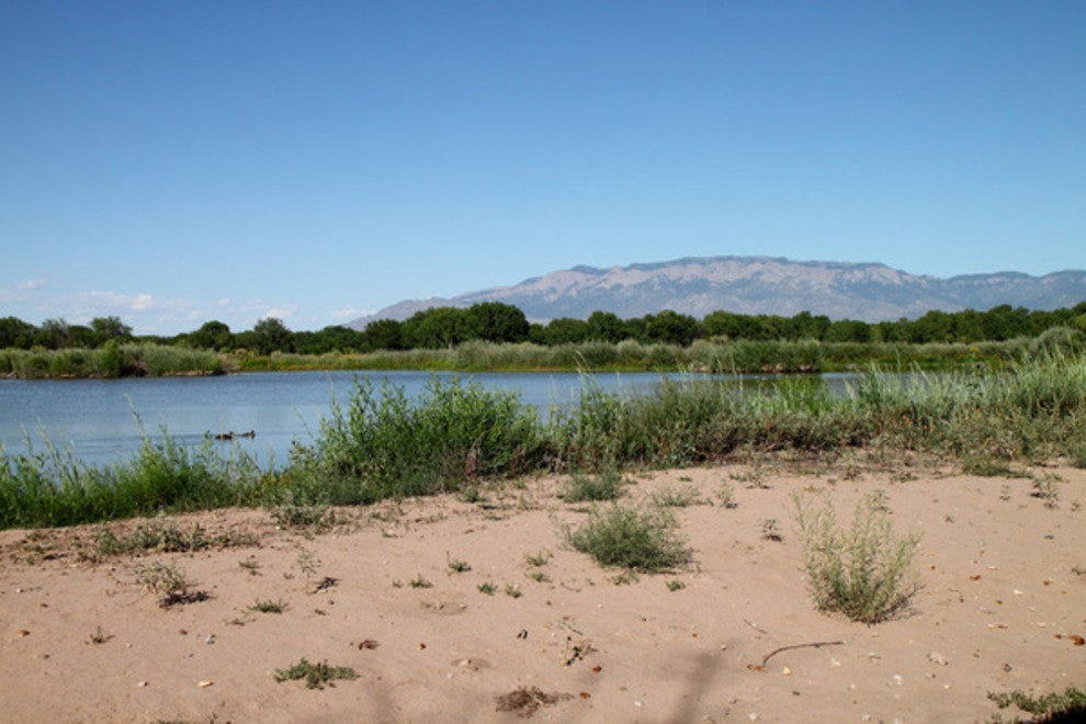 Rio Grande Nature Center State Park