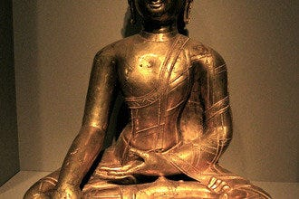enlightenment of the buddha critical analysis