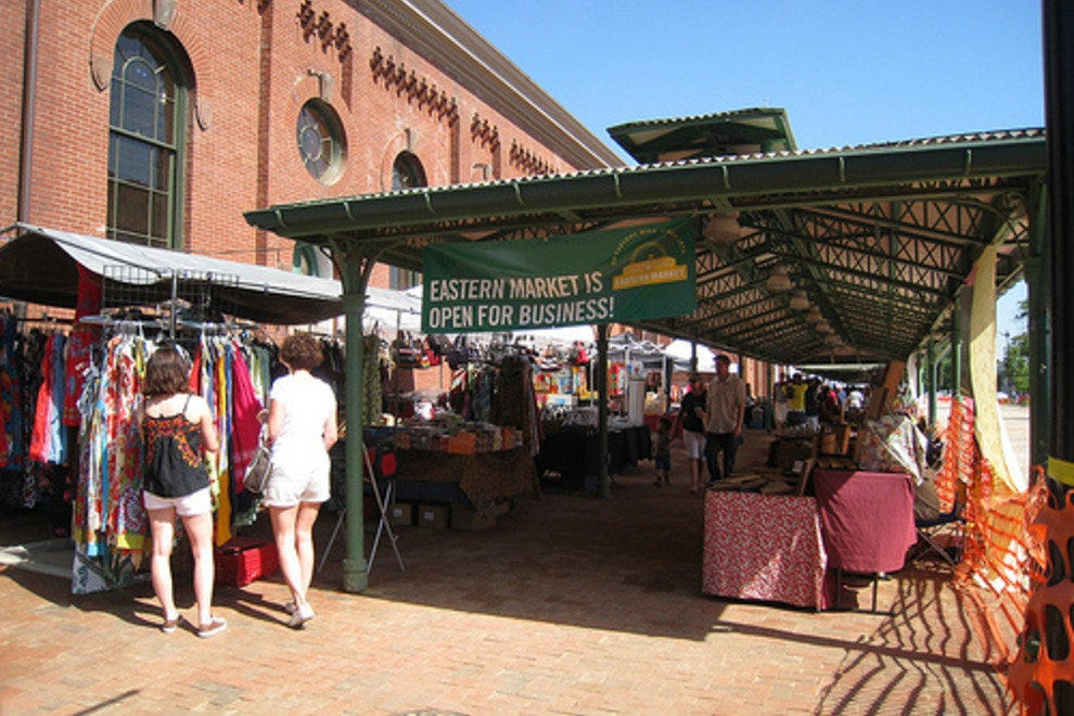 Eastern Market: Washington Shopping Review - 10Best Experts and ...