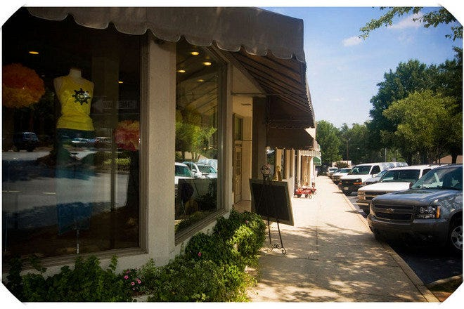 Augusta Road Best Shopping In Greenville