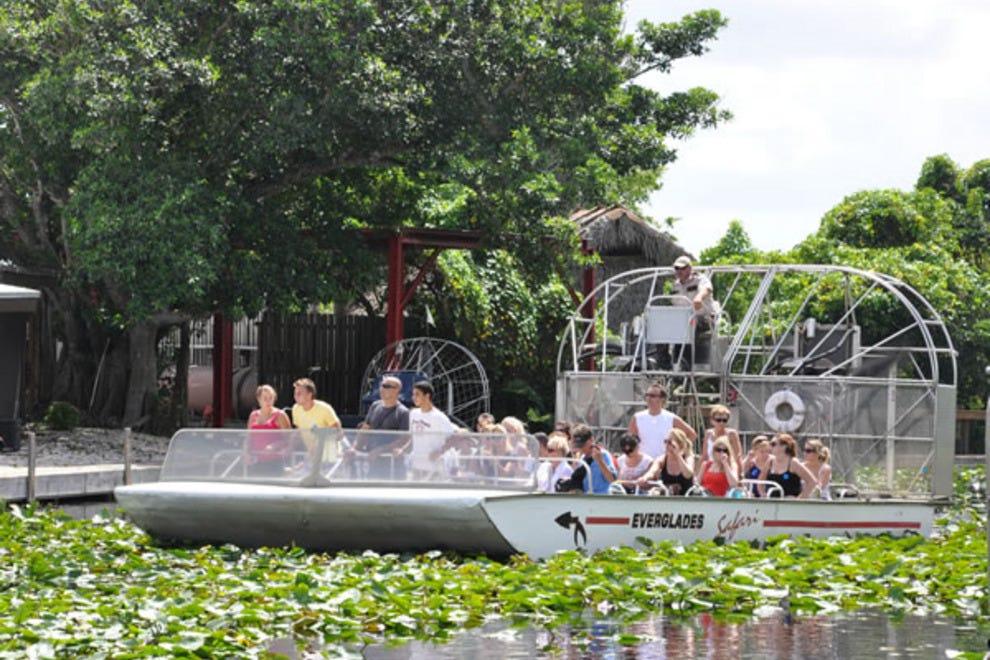 Everglades Safari Tour Video
