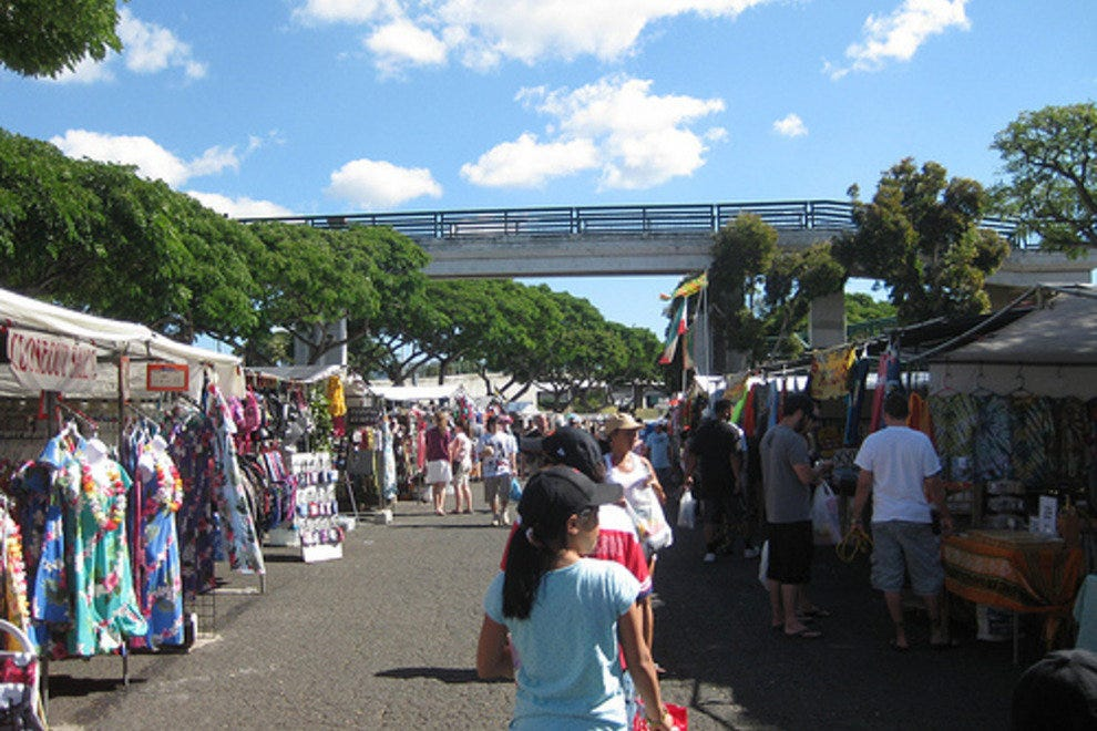 swap meet hawaii open results
