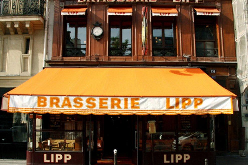 Brasserie Lipp Paris Restaurants Review 10best Experts