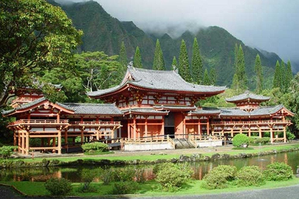 Valley of the Temples & Byodo-In Temple