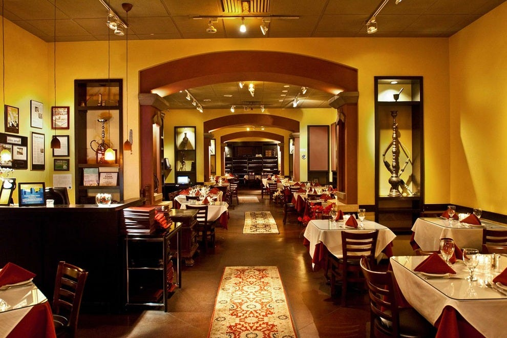 Bosphorous Restaurant Orlando Restaurants Review 10best