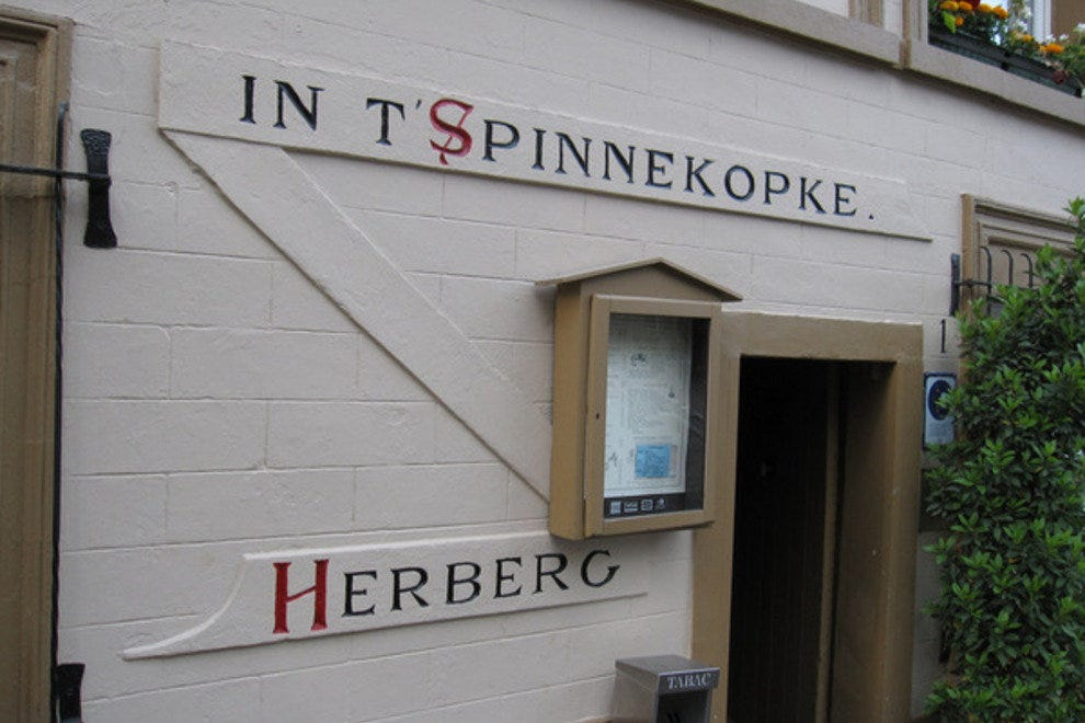 In 't Spinnekopke