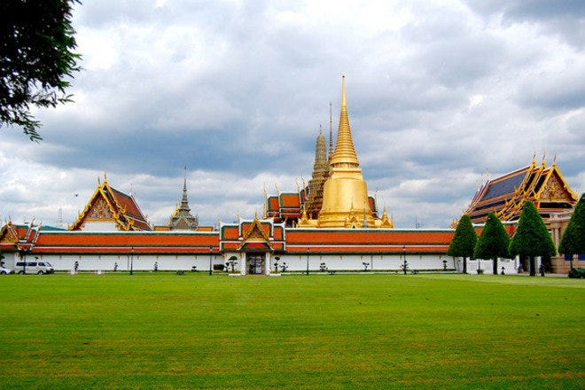 Historic Sites in Bangkok