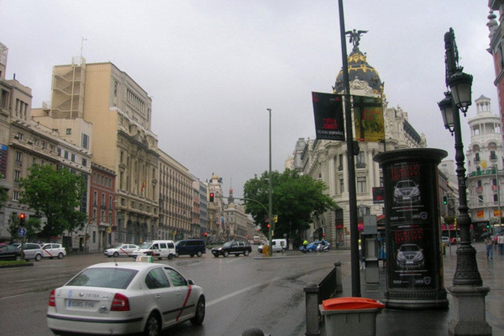 Madrid Malls And Shopping Centers 10best Mall Reviews