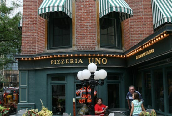 Pizzeria uno chicago restaurants review 10best experts for Pizzeria uno chicago