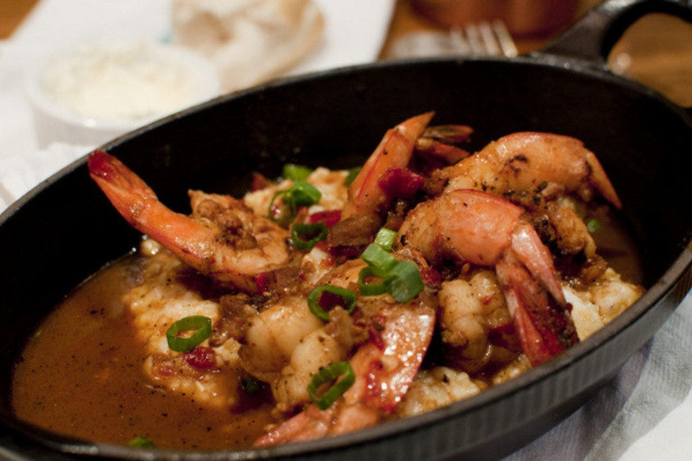 Group Friendly Restaurants In New Orleans