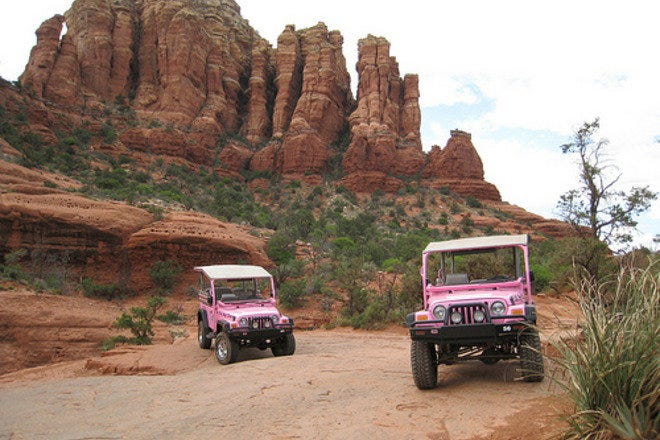 Pink Jeep Tours