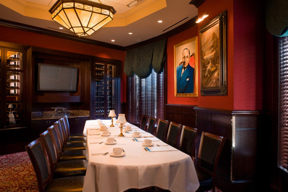 Capital Grille: Orlando Restaurants Review - 10Best ...