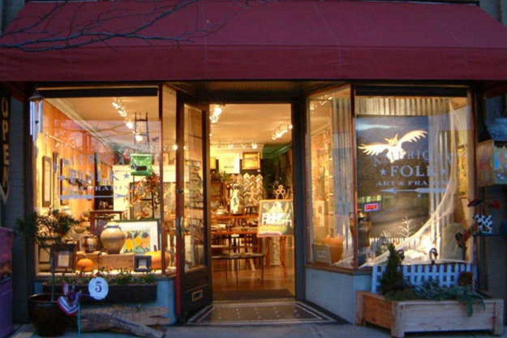 American Folk Art & Framing: Asheville Shopping Review - 10Best ...