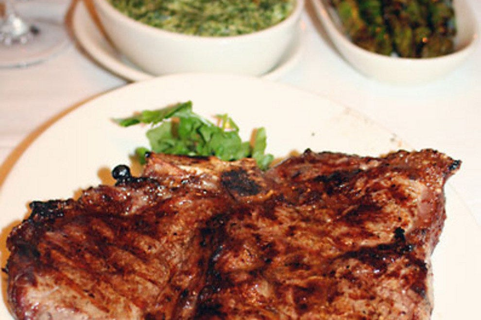 Morton's, The Steakhouse – Georgetown