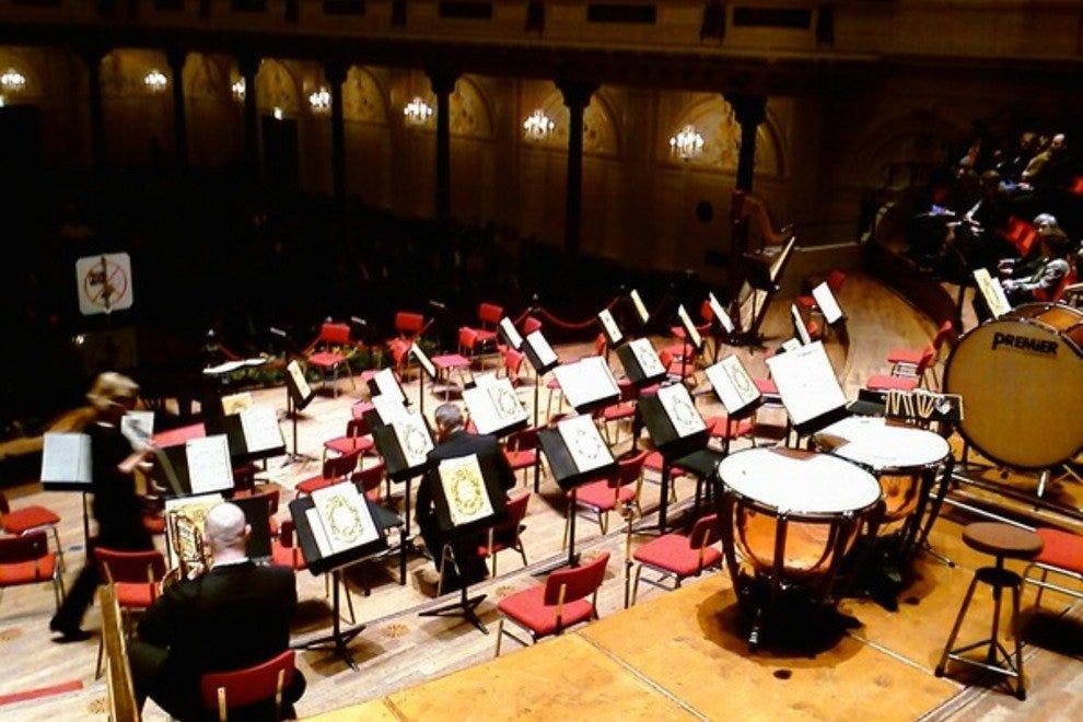 Concertgebouw音乐厅