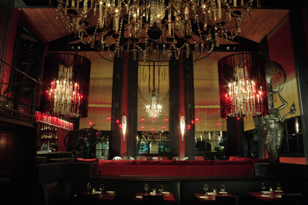 Los Angeles Cocktail Lounges 10best Lounge Reviews