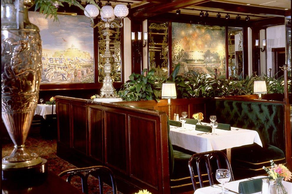 Old ebbitt grill washington restaurants review 10best for American cuisine restaurants in dc