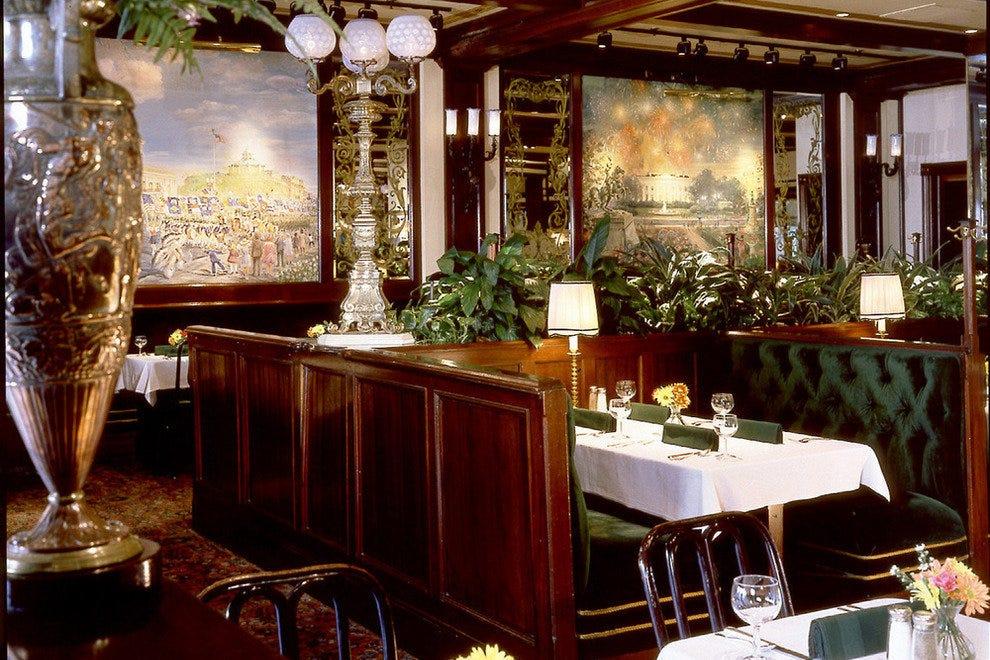 Old ebbitt grill washington restaurants review best