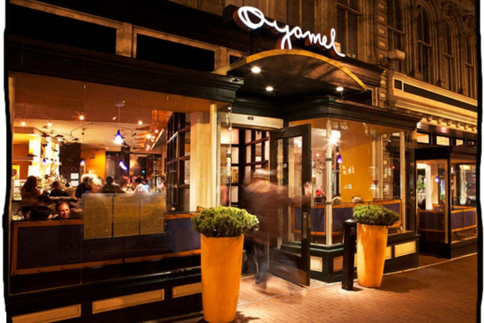 Oyamel washington restaurants review best experts and