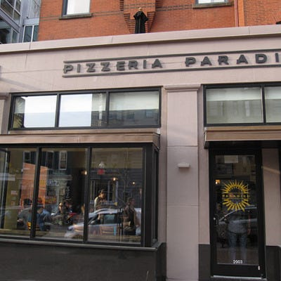 Italian Restaurants Dupont Circle Washington