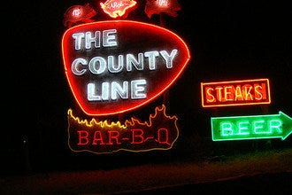 County Line Barbecue