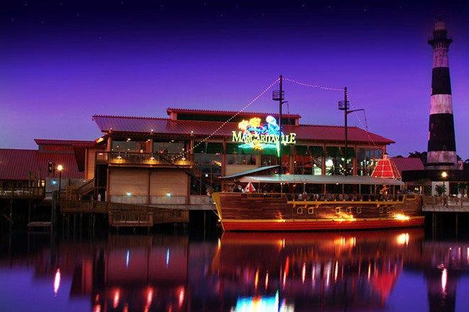 Jimmy Buffett S Margaritaville Myrtle Beach Restaurants