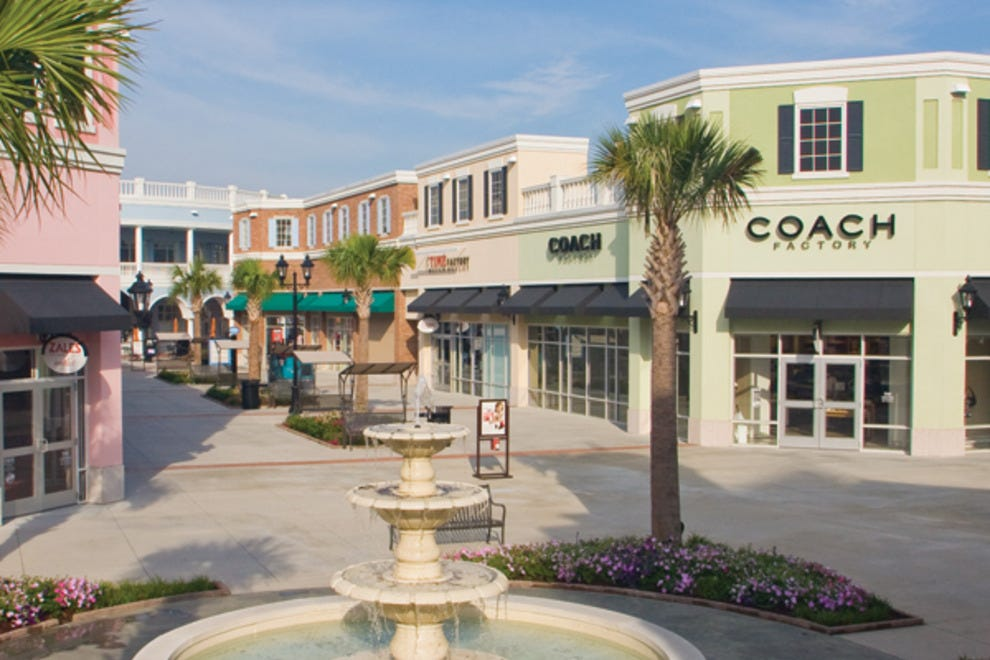 Outlet Malls Near Myrtle Beach South Carolina