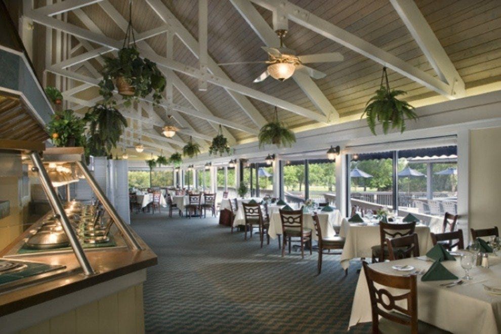 South Carolina Glass Restaurant