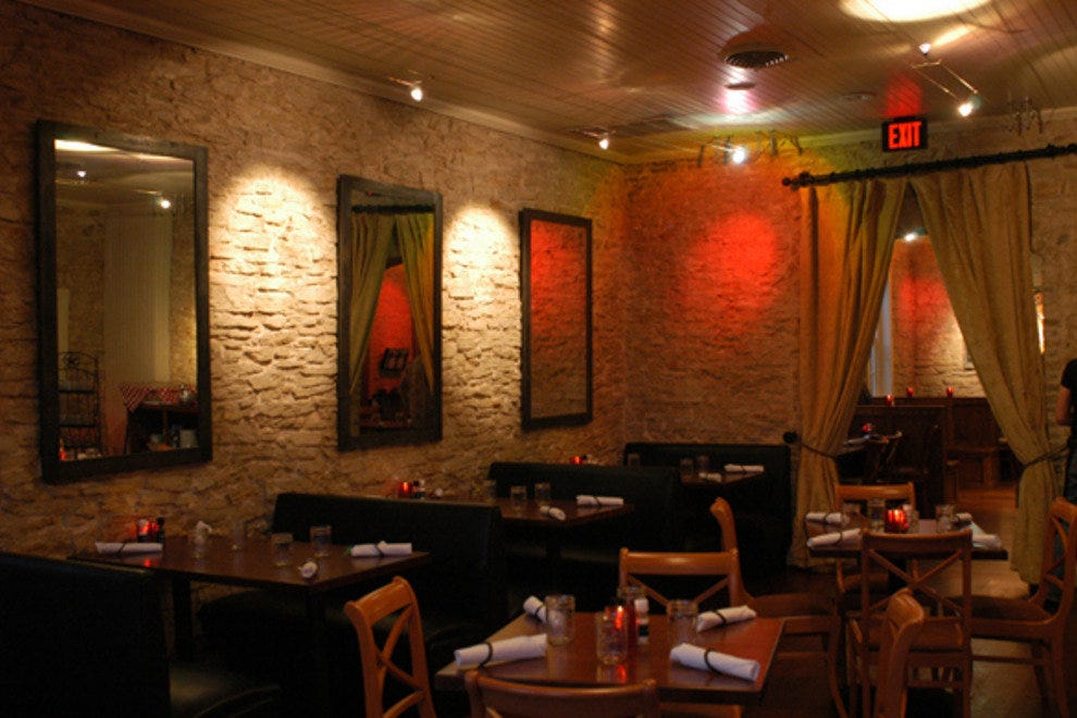 Austin buffet restaurants 10best restaurant reviews for Balcony bar restaurant