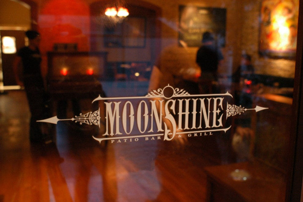 Moonshine Patio Bar U0026amp; ...