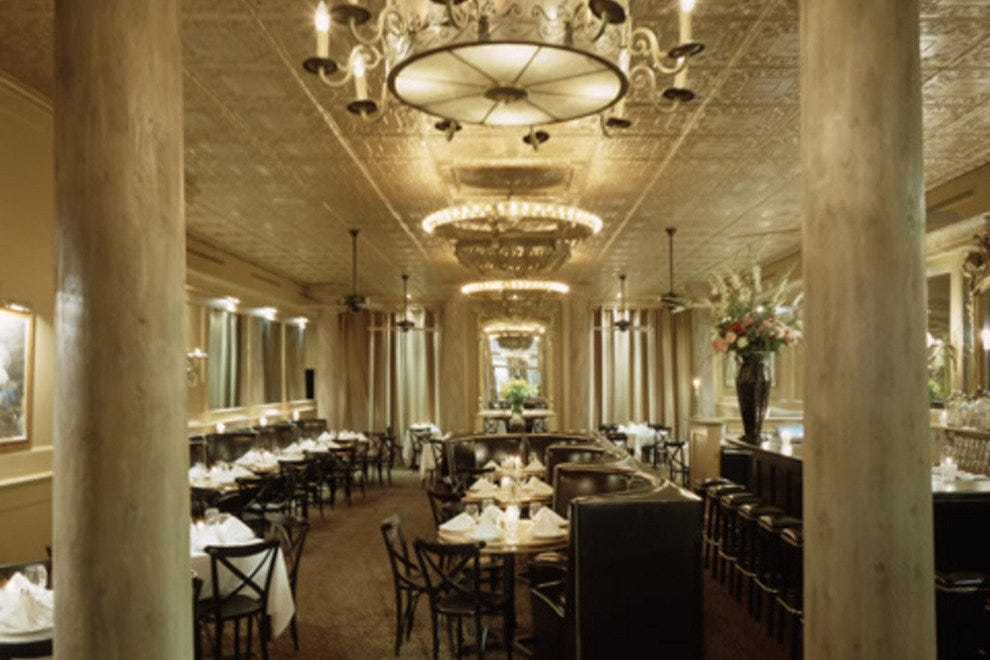 Old World Elegance Provides The Perfect Backdrop To This Upscale Italian Restaurant Which Has Been A Staple On Savannah Scene For More Than 30 Years