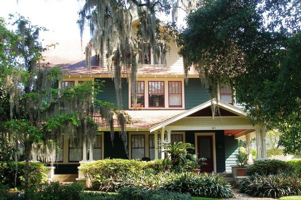 Lake Eola Heights Historic District