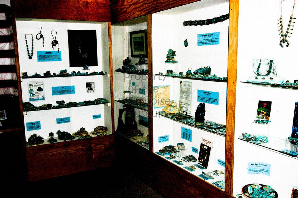 Turquoise Museum