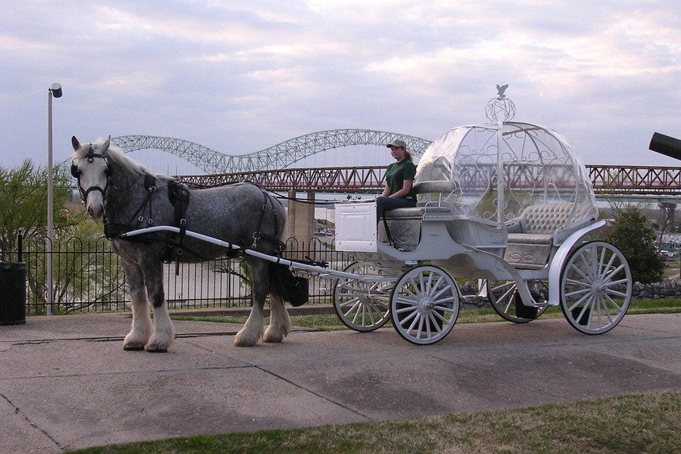 Carriage Tours of Memphis