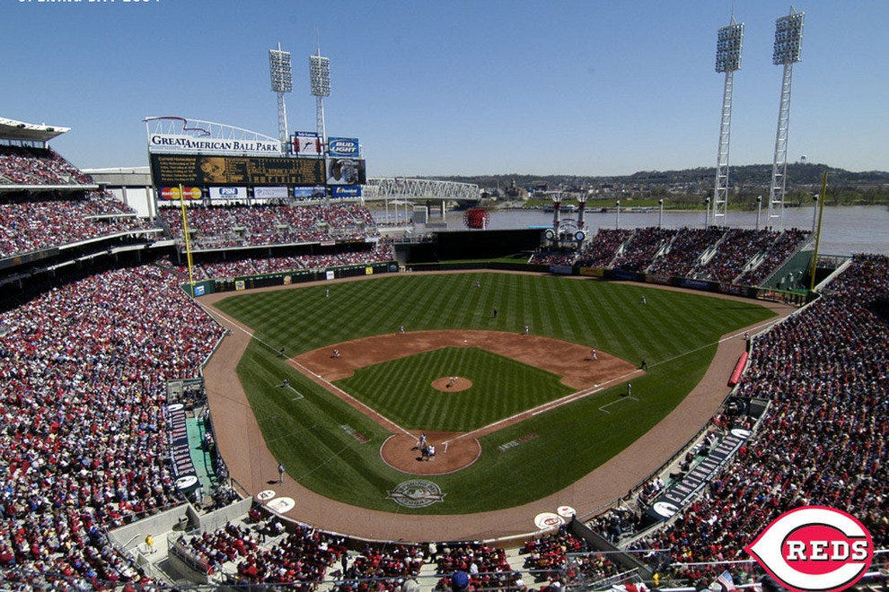 Great American Ball Park - Cincinnati Reds