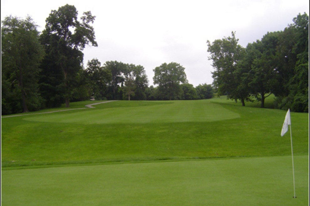 Miami Whitewater Forest Golf Course