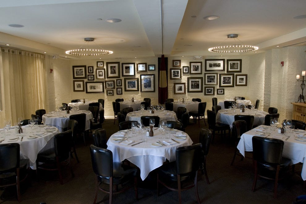 Ecco atlanta restaurants review 10best experts and for Best private dining rooms midtown