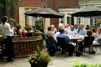 Here's Where to Go for Delicious Outdoor Dining in Philadelphia