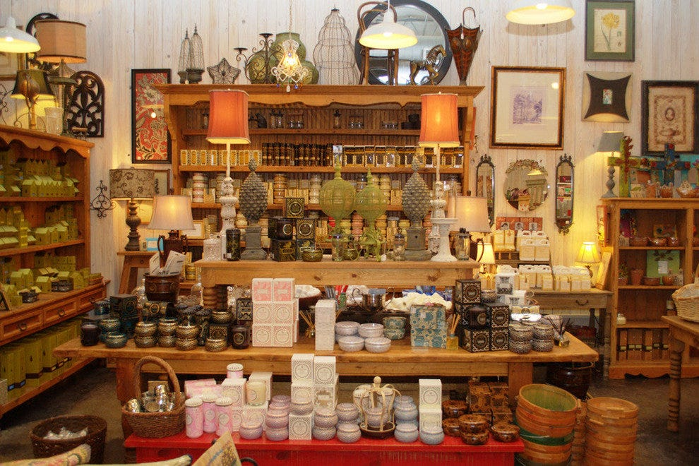 Sample House and Candle Shop