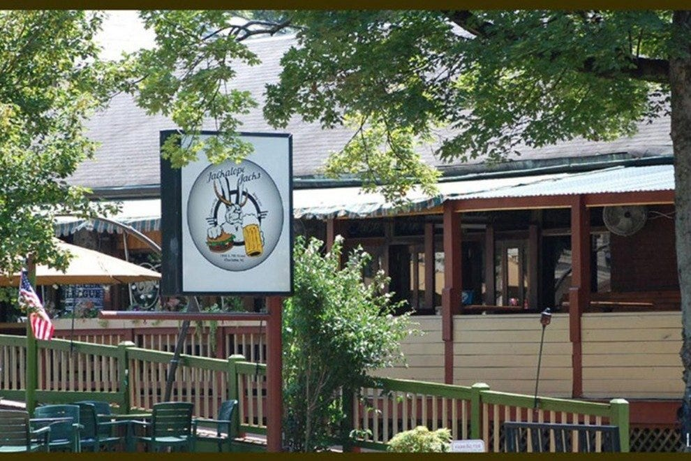 Jackalope Jacks Restaurant and Bar