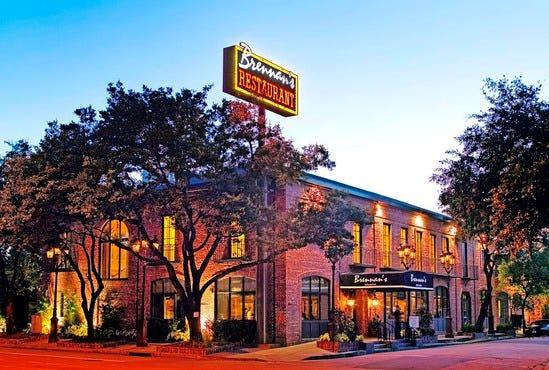 Houston Downtown Restaurant Guide