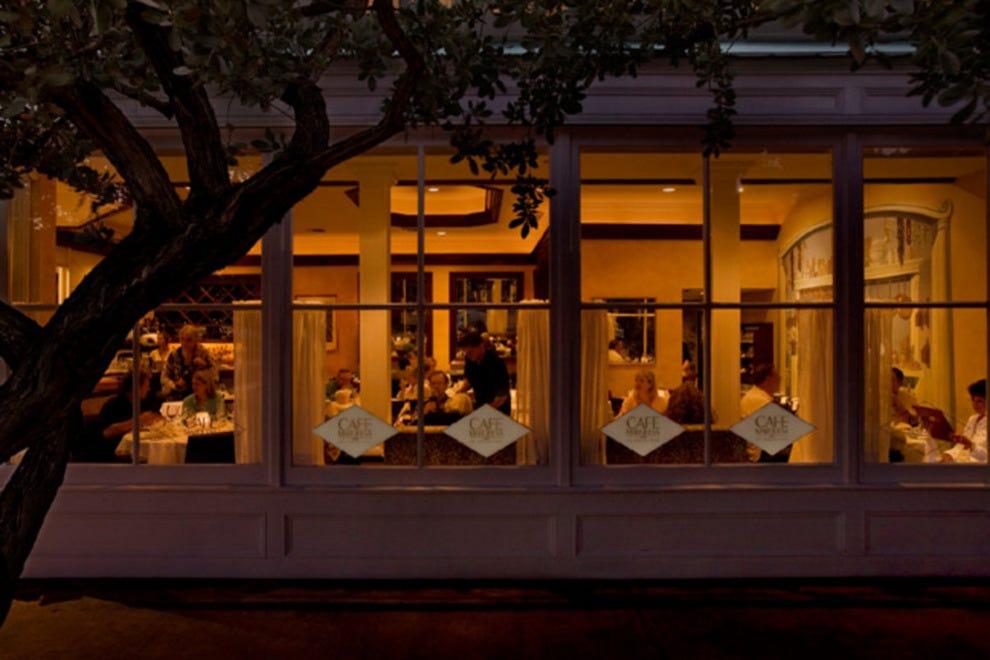 Cafe Marquesa Key West Florida