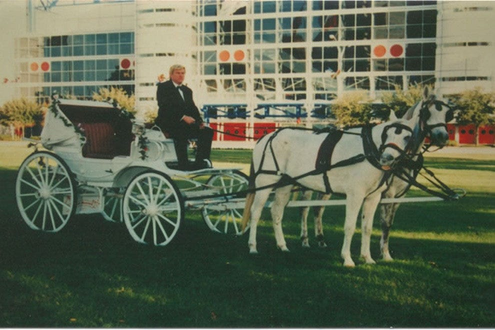 Carriage Rides by A to Z Events
