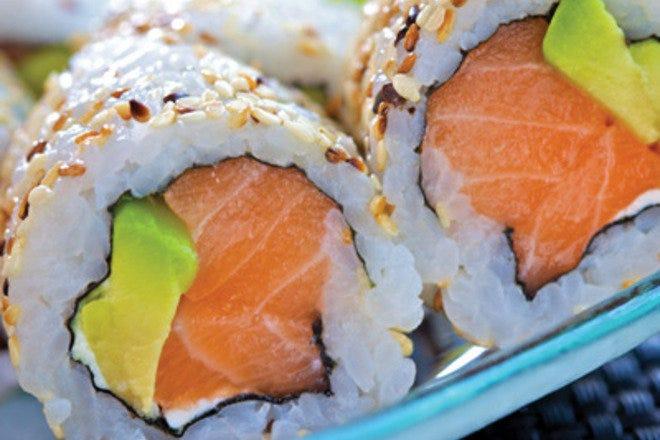Sushi in Tampa
