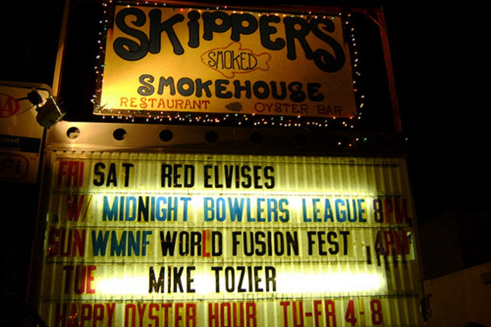 Skipper's Smokehouse