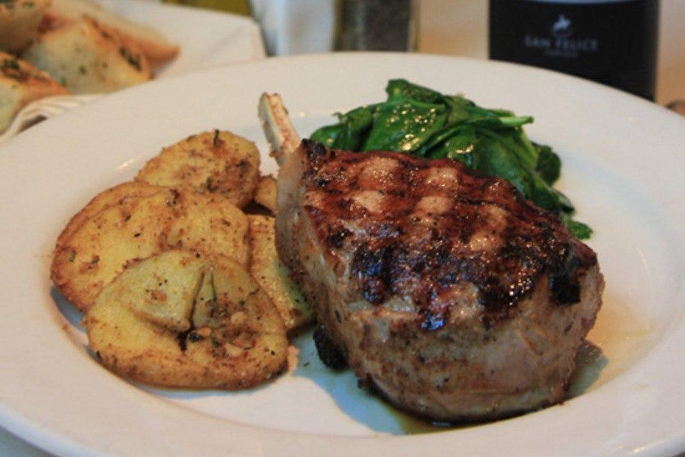 Houston italian food restaurants 10best restaurant reviews for Cucina italiana